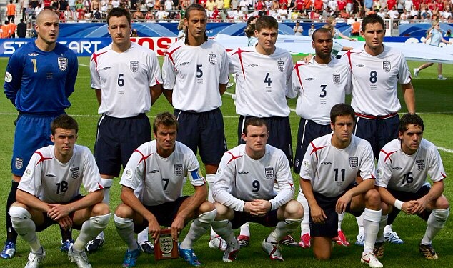 Image result for england 2006